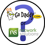 GoDaddy versus Network Solutions